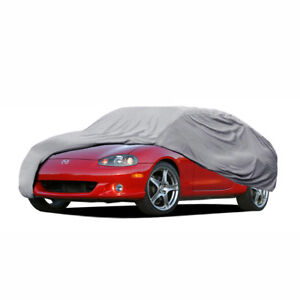 Details about Car Cover for Mazda Miata MX5 - Protect Paint from Damage,  Dust, Dirt, Debris