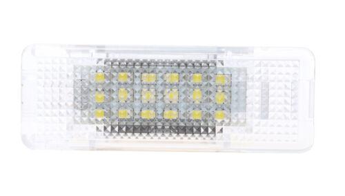 Iluminación interior fußraumbeleuchtung puerta iluminación bmw e39 x5 e53 a576