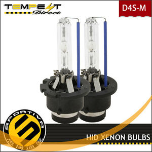 2PCS D4S HID Xenon Headlight Replacement for 2006-2015 IS250 Low Beam Bulbs