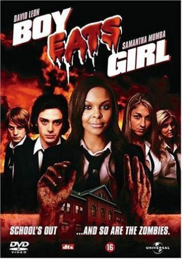 Boy Eats Girl [Region 2] - Dutch Import (US IMPORT) DVD NEW