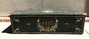 Antique-Blanket-Chest-Hand-Painted-1885