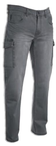 Pantalone da Lavoro Multitasche DPI Cargo Tecnico Tecnico Tecnico Meccanico  Fit Jeans Uomo 72cb2a