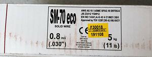 5-kg-1-bobina-Alambre-Soldar-0-8-mm-Hyundai-Soldadura-CON-GAS-ER70S6-Soldador