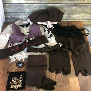 Disney-Pirate-Bony-Pirates-League-Cruise-Halloween-Costume-Accessories-Boys-S
