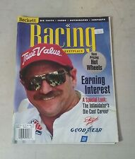 Beckett Racing Magazine Dale Earnhardt May 1999 Issue #57