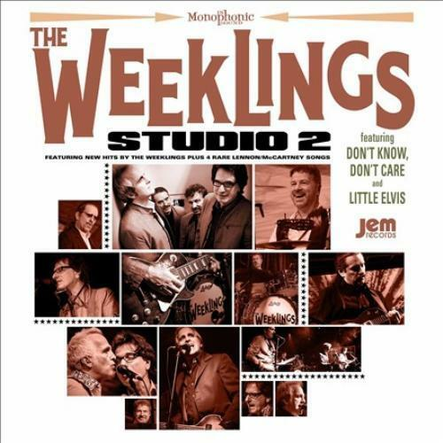 THE WEEKLINGS - STUDIO 2 [DIGIPAK] NEW CD