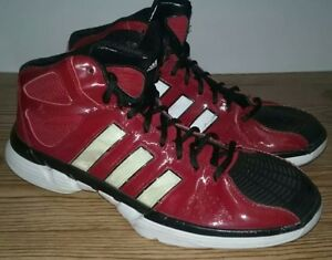 51c5df9f105935 Image is loading Adidas-Torsion-System-Basketball-Shoes-Red-Men-039-