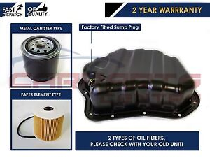 FOR NISSAN XTRAIL T30 2.2 DCi ENGINE OIL WET SUMP PAN FILTER 11110AD210 YD22DDT 6941577306062 | eBay