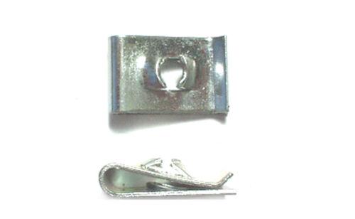 Spire Clips per Oracle 10g Self intercettazioni VITI 100 Pack. .. u-clips, Velocità Clip