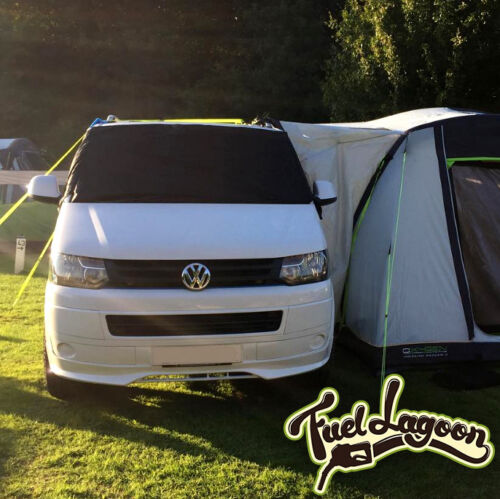 VW Transporter T5 Black Out Window Screen Cover camping Blind FREE 3 STEP MATS