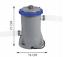 6in1-GARDEN-SWIMMING-POOL-366-cm-12FT-Round-Frame-Above-Ground-Pool-PUMP-SET miniatuur 7