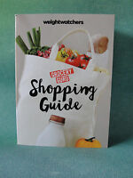 Weight Watchers 2016 Beyond The Scale Shopping Guide - Main Food Points Book