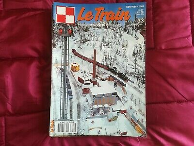 12 Revues Le Train, Miniature, Année 1991 Complète, Jouet, Chemin De Fer, Rare Sentirsi A Proprio Agio