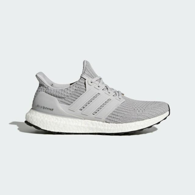 Size 10 - adidas UltraBoost 4.0 Grey