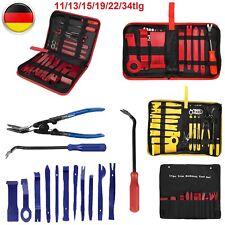 KFZ Auto Werkzeug Set 38Tlg Demontage Verkleidung Lösewerkzeug Radio Ausbau NEU