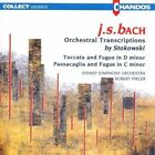 J.S. Bach: Orchestral Transcriptions by Stokowski (CD, Jul-1991, Chandos)