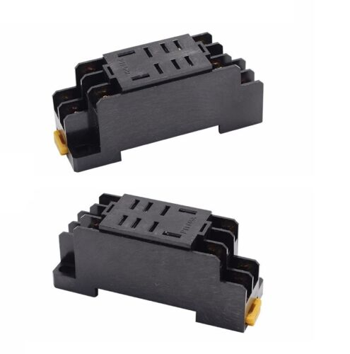 5 PCS LY2NJ PTF08A OMRON Small Relay Base for LY2NJ HH62P JQX-13F//2Z