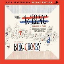 Bing: Song Hits of Paris [60th Anniversary Edition] [Digipak] by Bing Crosby...