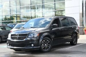 2018 Dodge Grand Caravan GT CUIR ÉCRAN 6.5 VOLANT CHAUFFANT *NO ACCIDENTS*