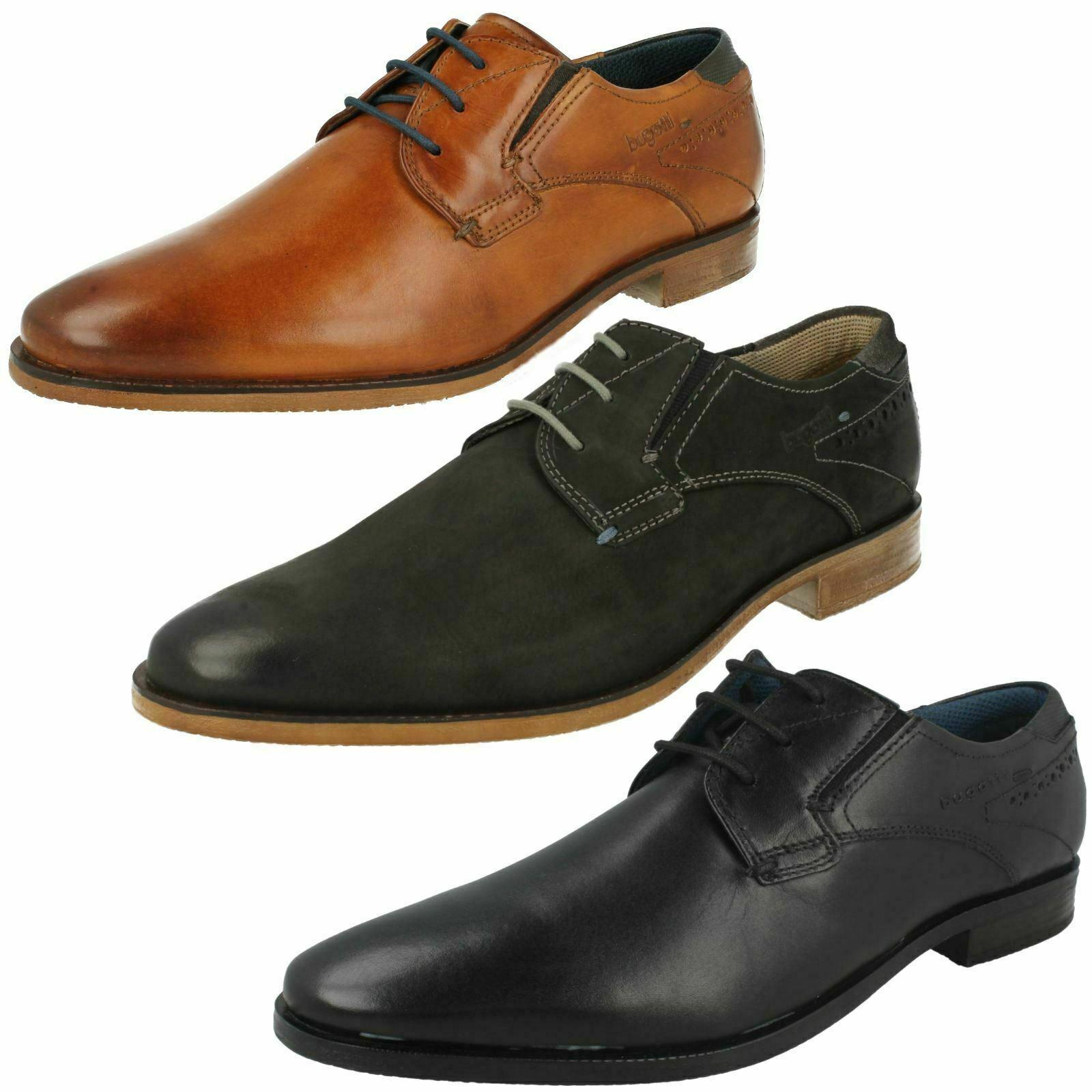 Zapatos para hombre Bugatti formal - 311-25101