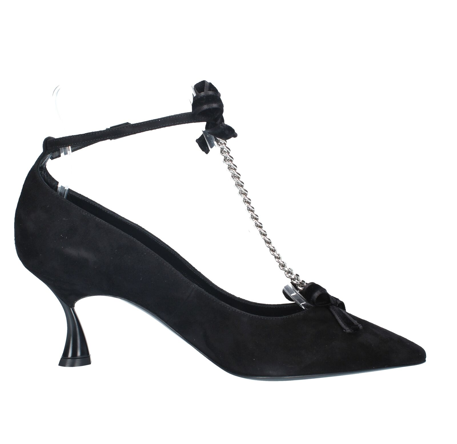 AF6_CASA Scarpe Decollete Decollete Decollete CASADEI donna Nero | Colore Brillantezza