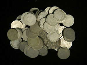 Liberty-V-Nickel-Lot-Assorted-Dates-GOOD-Choose-How-Many