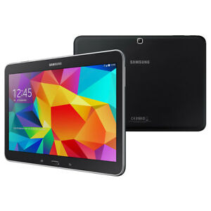 Samsung-Galaxy-Tab-4-10-1-LTE-SM-T535-10-1-034-16GB-schwarz-WiFi-4G-GPS-Bluetooth