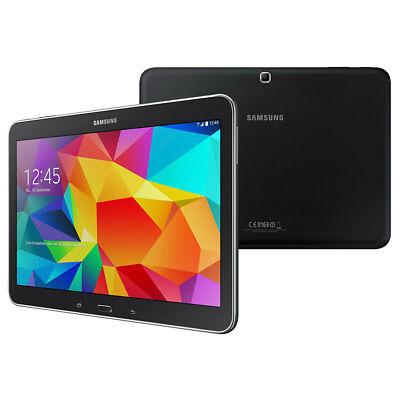 """Samsung Galaxy Tab 4 10.1 LTE SM-T535 10.1"""" 16GB schwarz WiFi 4G GPS Bluetooth"""