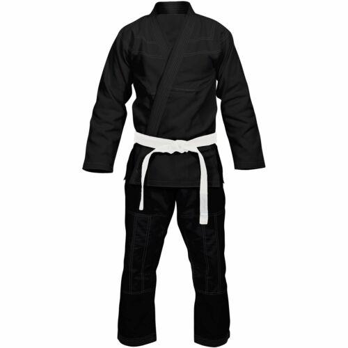 Max5 Brazilian Jiu Jitsu Gi MMA Grappling Uniform Full Blank Kimono BJJ Gi Suit