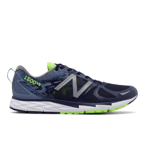 New Balance Mens M1500GY3 bluee Running Training Athletic shoes Size 9 M
