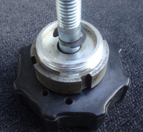 HONDA CT70 Handlebar Holder Knob Nut    New Retainer Clips Set of 2