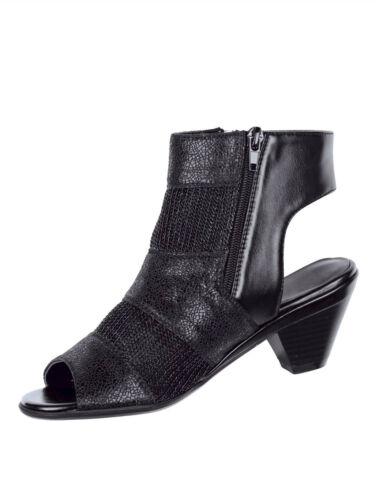 Gr Liva Loop Sandale mit luftdurchlässigen Mesheinsätzen schwarz 37 NEU!!!