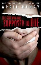 The Girl Who Was Supposed to Die-ExLibrary