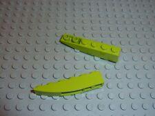 LEGO STAR WARS Lime technic brick 1 x 4 ref 3701 7133 Bounty Hunter Pursuit