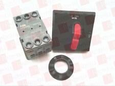 ASEA BROWN BOVERI S281W-K10A Circuit Breaker 10AMP 1POLE 230//400V
