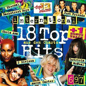 18 Top Hits 6/97 - Deutschland, Deutschland - 18 Top Hits 6/97 - Deutschland, Deutschland