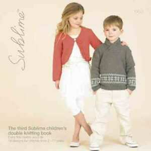 The-Third-Sublime-Children-039-s-Double-Knitting-Book-662