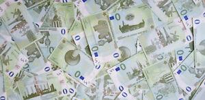 Grose-MEMO-EURO-Souvenirschein-Auswahl-Memoeuro-Schein-Deutschland-AT-NL-BE