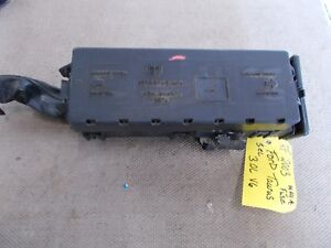 image is loading 00-07-ford-taurus-under-hood-engine-fuse-
