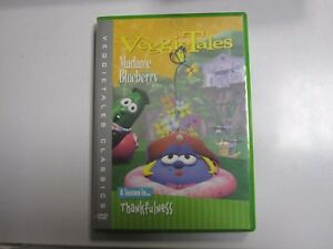 VeggieTales-Classics-Madame-Blueberry-DVD-Video-region-1-see-description