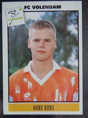 PANINI VOETBAL/'94-Jorg Smeets FC Volendam #88