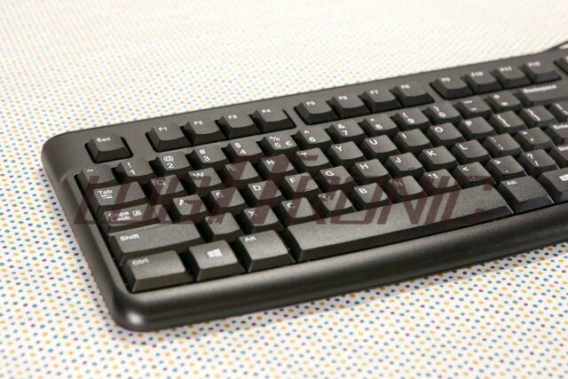 Clavier Keyboard LOGITECH K120 For Business Qwerty USB - EN US - NEW 920-002479