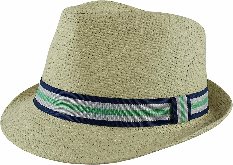 Dantiya Men Unisex Straw Cowboy Hat
