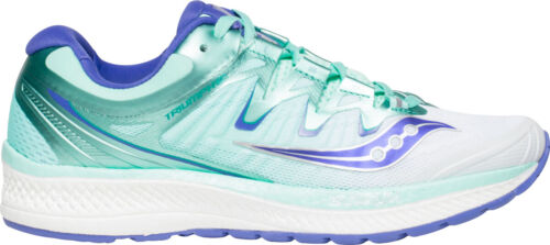 White Saucony Triumph ISO 4 Womens Running Shoes
