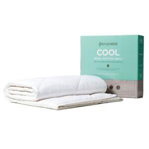 MiniJumbuk-Cool-Wool-Cotton-Doona-Quilt-225GSM-Australian-Made