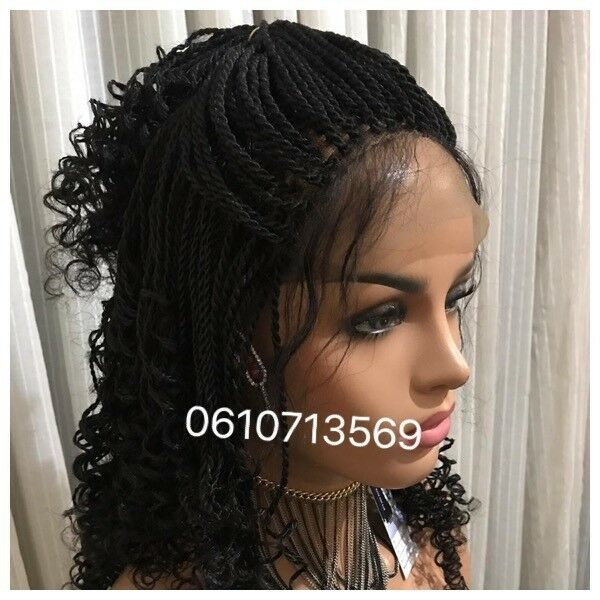 eb62cef3205 LACE FRONT BRAID TWIST WIG | Midrand | Gumtree Classifieds South ...