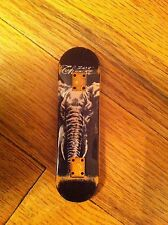 Zero brand mini skateboard finger board Elephant Collector Elefant Vintage Rare