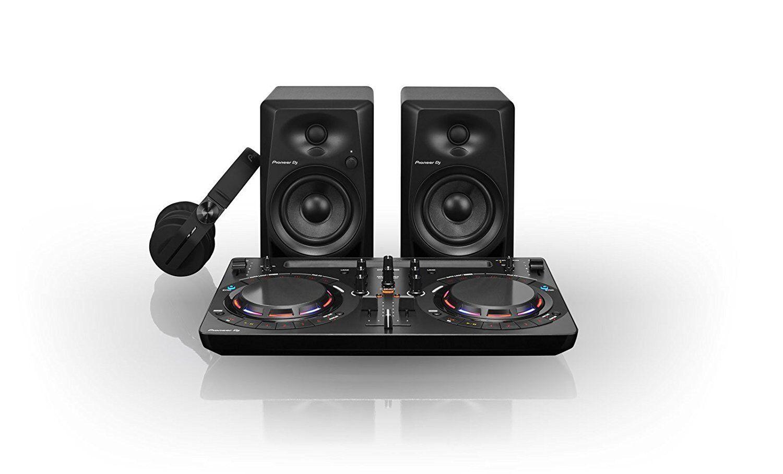 Pioneer DJ Starter Kit with Headphones, Speakers & Deck - Free P&P to IRE & UK