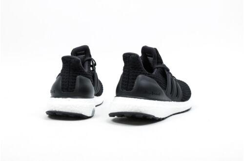 BB6166 Black White New Men/'s ADIDAS UltraBoost Ultra Boost 4.0 Running Sneaker