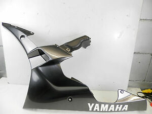 YAMAHA-yzf-r6-2010-2012-revestimiento-LATERAL-DERECHO-Bug-OEM-200-28385-00